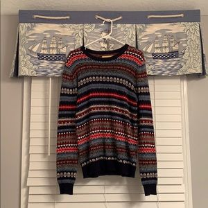 Mens Prince & Fox Fair Isle Sweater